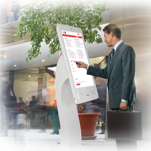 Pos Self Service kiosk